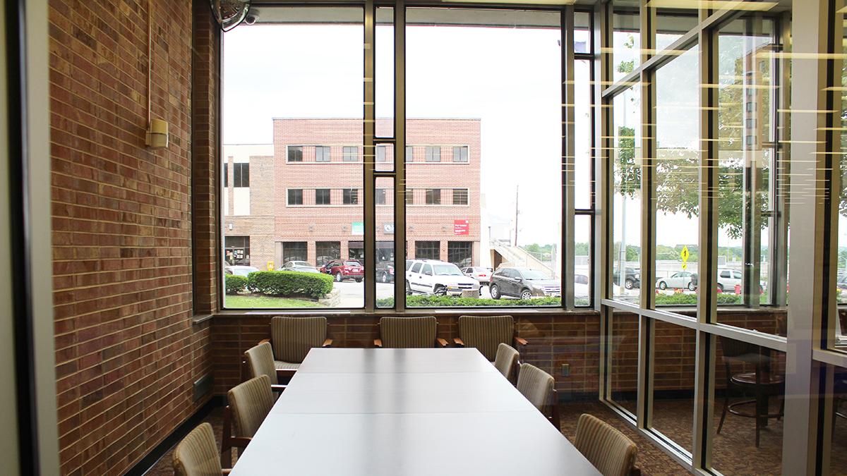 1st Floor Meeting Room - Main Library