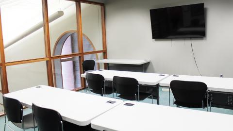 Conference Room C - West Wyandotte Library